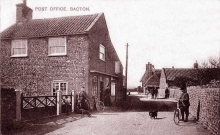Bacton Post Office