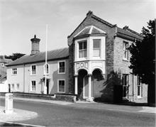 Council Offices, Cedar House, Yarmouth Road c1960.