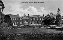 The Girls High School, North Walsham.