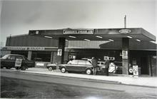 Hannants Garage, Bacton Road.