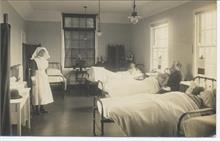 Men's Ward at North Walsham Cottage Hospital