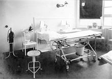 Operating Theatre at  at North Walsham Cottage Hospital