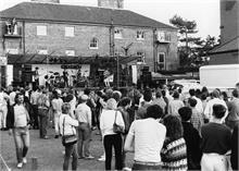 North Walsham Live Aid at Paston College