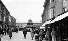 North Walsham Market Cross 1930s