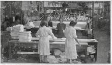 North Walsham Steam Laundry in the 1950s