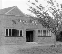 The Oaks Restaurant, Yarmouth Road.