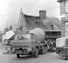 Renovation of Kett's Coffee House, Mundesley Road - 1980.