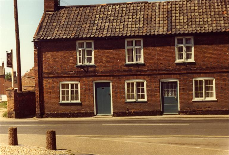 Photograph. Bacton Road.1970s. (North Walsham Archive).