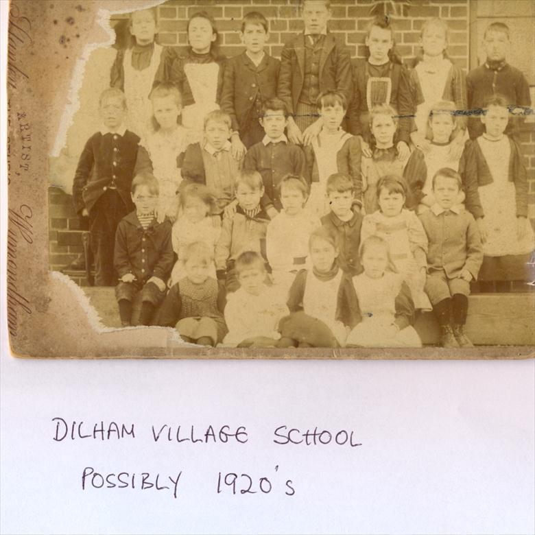Photograph. Dilham Village School (North Walsham Archive).