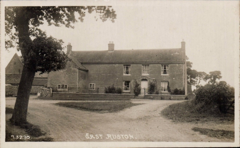 Photograph. East Ruston (North Walsham Archive).