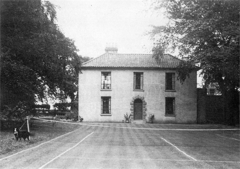 Photograph. Hamlet House (North Walsham Archive).